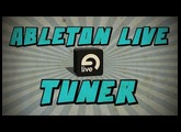 Ableton Live: Tuner (beta v9.2b1)