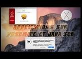 Yosemite Java SE6 Mac: Applications non compatibles Audacity Bitwig