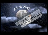 MicroKorg XL banque son Black Night