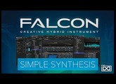 UVI Falcon Tutorials | Simple Synthesis