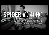 Spider V 240HC I Line 6