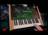 Syntonovo Pop Analog Synth @ Superbooth17