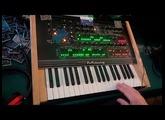 Syntonovo Pop Analog Synth @ Superbooth17