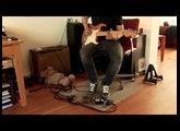 """Okko Diablo """"Gregor Hilden Signature"""" / Part1 /with Fender CS Strat 54)"""