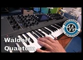 Waldorf Quantum - 8 Voice Hybrid Poly Synth