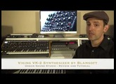 Blamsoft Viking VK-2 Synthesizer Rack Extension Review and Tutorial