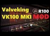 Peavey Valveking VK100 head with R100 mod - This amp rocks !
