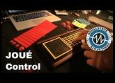 Superbooth 2017: Joué Interchangable Control Surface