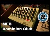 Superbooth 2017: MFB Dominion Club and Nanozwerk Eurorack