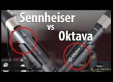 Overhead Mic Comparison // Sennheiser e614 vs. Oktava MK-012-01