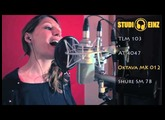 Vocal microphone shootout with SM 7B, MK-012, TLM 103, AT4047