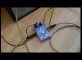 Fredric Effects Standard Fuzz Machine long demo