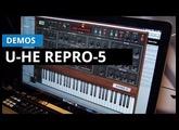 U-He Repro 5, emulación del Prophet V en plugin