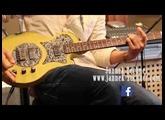 Vintage Guitar Oldenburg presents a James Trussart Steelphonic
