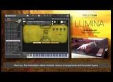 ProjectSAM LUMINA Walkthrough - 1 Textures and Gestures