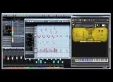 ProjectSAM LUMINA sequencer playback of Drunken Cyberzombieninjas