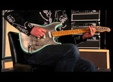 James Trussart 2015 NAMM Steel-O-Matic with Wood Body  •  SN: 13117