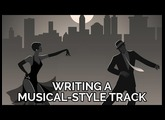 Tutorial: Writing a Musical-Style Track using Swing More!