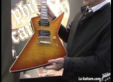 musikmesse 2009 - lag guitars - Phil Campbell signature