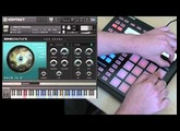 Hang Drum & Halo Drum Software by Soniccouture - NI Maschine Demo