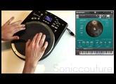 Soniccouture Pan Drums (Hang Drum virtual instrument)