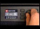 Fender Mustang GT - Navigation