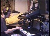 Kurzweil PC3-X strings section II