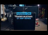 MusicRadar hands-on: Fender Mustang GT amp series