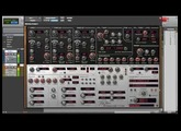 Rob Papen Predator sound demo from soundmob.com