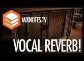 Mixing Vocals! Reverb - Altiverb 7