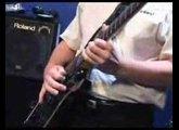 Johnny DeMarco - GR-20 Guitar Synth Xmas 05