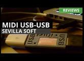 Review de Sevilla Soft MIDI USB-USB