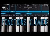 Novation Bass Station 2 | Tutoriel avancé : Les fonctions clavier