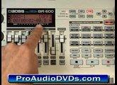 Roland (Boss) BR-600 DVD Video Tutorial Demo Review Help