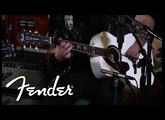 """Tim Armstrong Performs """"Black Lung""""   Fender"""