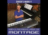 Chick's Mark V   Preset Sounds Demo Video