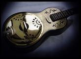 """iVee Guitars: iVee#92 """"Parlour"""" songket, act#1"""