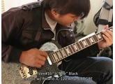 """iVee Guitars - iVee#15 """"Jr-Tele"""" Black"""