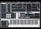 XILS-lab Synthix - JMJ Laser Harp (Elka Synthex) Sound Test