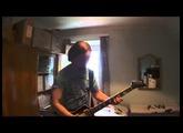 """Gibson Golden Axe Explorer  """" Bill Kelliher """" ( Guitar Review )"""