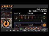 Loopr pour les nuls - manuel et introduction du logiciel looper Loopr Live Loop Composer pour iOS