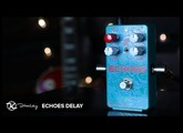 Keeley Electronics - Echoes Delay