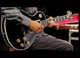 Gibson 2015 Peter Frampton Les Paul Custom Electric Guitar, Ebony