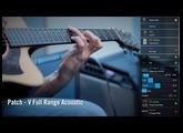 Spider V - Full range for Acoustic guitar