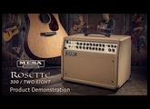 MESA Rosette™ 300 / Two:Eight Acoustic Combo Demo