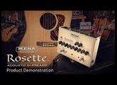 MESA Rosette™ Acoustic DI-Preamp Demo
