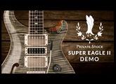 The Private Stock Super Eagle II Demo | PRS Guitars