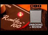Fender Rumble 100 - Unboxing + Review