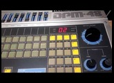 drummachine dpm-48 pcm  sequence housemusic techno synthesizer analog electro breakbeats old