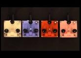 Bastl Trinity - handmade electronic instruments, track Brambora performed by Vaclav Pelousek